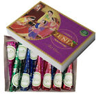 Zenia Pure Henna Cone No PPD Chemicals Mehndi temporary Tattoo FREE Shipping USA