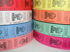 BEER SINGLE ROLL TICKETS (2000 TICKETS PER ROLL)