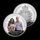 1 Oz Münze Royal Baby Prince George William & Kate 999 Silber Silver Gold Neu !!