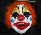 Clown Mask Face Mask Halloween Party Bar Prop Costumes GBW