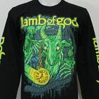 LAMB OF GOD Congregation Long Sleeve T-Shirt New Size S M L XL 2XL 3XL
