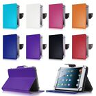 Leather Case Stand Cover For Universal Android Tablet PC PAD 7 8 9 10 10.1