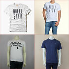 NWT HOLLISTER by Abercrombie MEN`S TEE SHIRT SIZES: S,M,L,XL,New Arrival