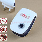 Electronic Ultrasonic Anti Mosquito Insect Mouse Pest Repellent Repeller EU Plug