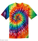 Koloa Surf Co. Colorful Tie-Dye T-Shirt - in Sizes S-4XL - Tie Dyed Tee Shirts