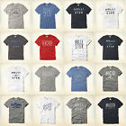 BNWT Hollister by Abercrombie Mens T-Shirt Tee Top 2014 - All Colours & Sizes