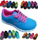 Внешний вид - NEW Baby Toddler Neon Lace Up Sneaker Tennis Shoe Size 4 to 9 Boys Girls Unisex