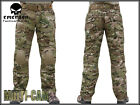 EMERSON MILITARY AIRSOFT PANTS TROUSERS MULTICAM WOOD MTP MC KNE E PADS EM6992