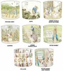 Beatrix Potter Peter Rabbit Print Table Lamp shades Or Ceiling Lights shades