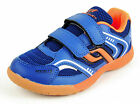 "PRO TOUCH  Kinder Halle Freizeit  ""COURTPLAYER""  blau/orange  Gr. 28 - 35"