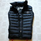 NEW Abercrombie Womens Quilted Vest Jacket Gilet Body Warmer Outerwear Hollister