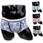 New Stock Smooth Mens underwear Shorts Trunk Boxers Briefs Pouch Low Rise Pants