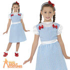 Child Dorothy Costume Country Girl Fancy Dress Book Week New