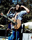 BOB MARLEY WITH GUITAR AND OPEN SHIRT PHOTO OR POSTER