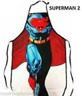 SUPERHERO APRON CHEF NOVELTY COOK BBQ BIB MARVEL KITCHEN CHRISTMAS PRESENT GIFT
