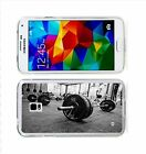 Crossfit Samsung Galaxy Case (Fits Galaxy S4 & S5) Gym Workout Training