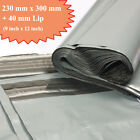 Strong Grey Mailing & Packaging Plastic Bags Medium Size 9' x 12' FREE POSTAGE