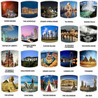 Famous Monuments Of The World Table Lampshades Or Ceiling Lights Pendants