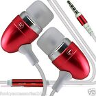 Quality Stereo Stereo Sound In Ear Hands Free Headset Headphones Earphones+Mic