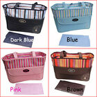 Baby Diaper Bag Nappy Tote Messenger Changing Bag 08225