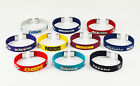 NFL Football Team Color Fan Band Ribbon Bracelet - Pick your team! $11.99 USD on eBay
