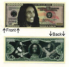 Bob Marley One Million Dollars $1,000,000 Novelty Notes 1 5 25 50 100 500 1000