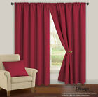 NEW STUNNING MODERN ELEGANT FULLY LINED PENCIL PLEAT CURTAINS 3 COLOURS 8 SIZES