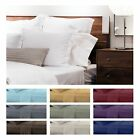 1800 Bed Sheet Set - Deep Pocket Bedding - Cal King - King - Queen - Full - Twin
