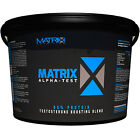 2.25KG ALPHA-TEST ANABOLIC 80% PROTEIN BY MATRIX NUTRITION - ALL FLAVOURS