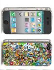 Adventure Time Iphone Case (Fits Iphone 4/4s, 5c, 5/5s)