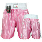 TurnerMAX Boxing Short Grappling Cage Muay Thai Kickboxing PantsTrunks wear MMA