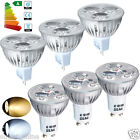 4/10/14/20x GU10 / MR16 4W LED Bulbs High Power Warm / Day White Light Spotlight