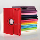 360 ° ROTATING PU LEATHER Flip Cover FOR APPLE IPAD 2 3 4 / Stylus / Screen Gard