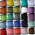 New Faux Suede Cord/strings Leather Jewelry Makinging Cord Lace String 3mm×1.5mm