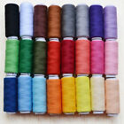 24/Lot 100% Cotton Spools All Purpose Sewing And Quilting Threads Great Quality
