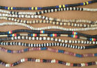 Beaded Chokers Surfer Necklace Coco Beads Surf Beach 4mm Choker Coconut Bead (1)