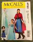 FROZEN Costume Pattern McCall's MP381 M7000 Adult Child Sizes