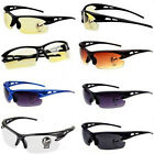 Protective Motorcycle Cycling Riding Bicycle Running Sports Goggle Sunglasses FO