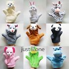 Hot Sweet Plush Animal Hand Puppets Glove Zoo Play Learn Toy for Children Kids