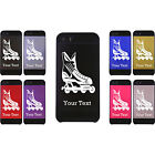 Personalized Engraved Rollerblades Aluminum Case for Apple iPhone 5/5s