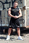 ADONIS.gear- LIFTIN, SLEEVELESS SHIRT, MUSCLE TANK, GYM, BODYBUILDING, SINGLET