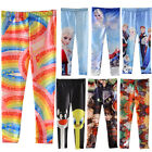 The latest anime theme Prince Skinny Leggings Kids Tights Pants Trousers 5-12Y