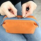 Women's Toiletry MakeUp Cosmetic Bag Pouch Purse Handbag Organizer Travel Case