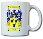 HALSALL COAT OF ARMS COFFEE MUG