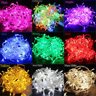 Внешний вид - LED Christmas Light Wedding Party Holiday Xmas Decor Fairy String Lights from US