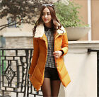 fashion long section women winter new Thickening Slim warm cotton jackets