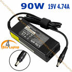 19V 4.74A Samsung M50 90W Compatible Laptop AC Adapter Charger Tip 5.5*3.0mm