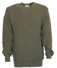 Men's 100% New Wool crew-neck Jumper/sweater style 14120 Made In England