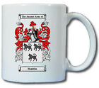 HAMBLIN COAT OF ARMS COFFEE MUG