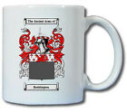 BODDINGTON COAT OF ARMS COFFEE MUG